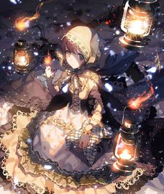 Anime, Manga, Art, Kawaii, Japanese Artwork