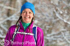 One of America's best female ultra trail runners, Jenn Shelton