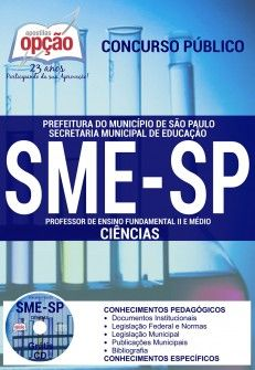 Nova -  Apostila SME SP Professor 2016 PDF e Impressa  #concursos Saiba como adquirir a sua http://apostilasdacris.com.br/apostila-sme-sp-professor-2016-pdf-e-impressa/