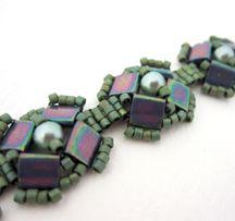 Aztec Tila Bracelet Pattern!