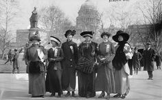"""Suffragette Jane Addams' """"If Things Were Reversed"""" List From 1912 Shows That Feminists Have Had A Great Sense Of Humor From The Very Beginning"""