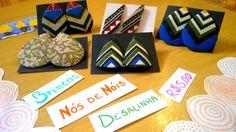 Brincos Desalinha (NósdeNóis). Ver mais em: http://www.bazardacaatinga.com.br/nosdenois.html