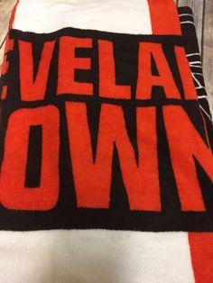 9105c457 NFL Cleveland Browns Cotton Beach Towel 30 x 60 Inches #Northwest # ClevelandBrowns Nfl Cleveland