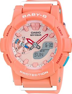 Baby-G Running Series BGA185-4A love all the g shocks but I got Hite with gold face