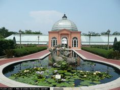 botanical gardens new orleans   Cities That Deserve A New MLB Team - best, most, greatest of ...