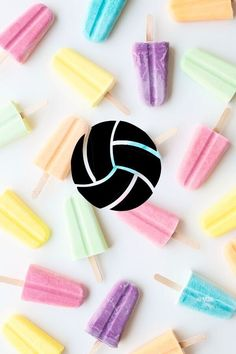 Volleyball background wallpaper 7