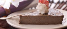 Raspberry Chocolate Mousse Pie
