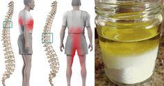 Olio e sale: un ottimo rimedio per alleviare il dolore