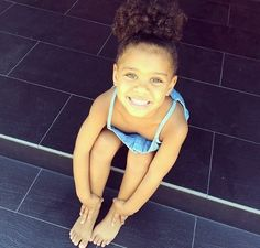 Cali....The Game's daughter.