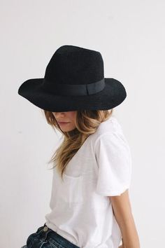 The Gladys - Polyester Knit Lady's Fedora – GIGI PIP
