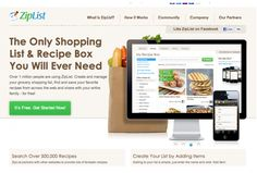Saving & Printing Recipes from YHE with Ziplist!