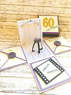 Constanzes Stempelwelt The Effective Pictures We Offer You About quick DIY Gifts A quality picture c Diy Gifts For Mothers, Diy Gifts For Friends, Birthday Gifts For Best Friend, Easy Diy Gifts, Mother Gifts, Fathers Day Gifts, Handmade Gifts, Stamp World, Birthday Diy