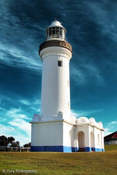 Norah Head Lighthouse - Central Coast NSW Australia
