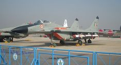 Military and Commercial Technology: Indian Air Force may modernize the MiG-29 with Russian BARK-88