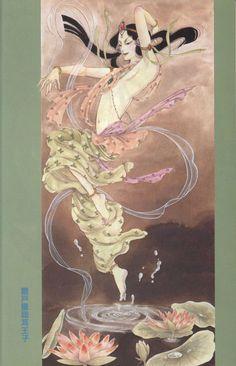 『ぱふ 1984年8月号』 特集 山岸涼子1の画像 | 漫画史が好き!  Ryouko Yamagishi