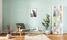 Palm Leaves 1 als Poster im Kunststoffrahmen | JUNIQE
