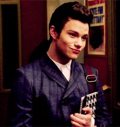 More RP Gifs, Chris Colfer Happy Gifs