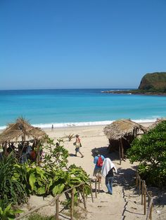 Maira-ira Beach (Blue Lagoon), Pagudpud, Ilocos Norte, Philippines www. Vigan Philippines, Philippines Beaches, Philippines Travel, Exotic Beaches, Tropical Beaches, Places To Travel, Places To See, Filipino Culture, Enjoy The Sunshine