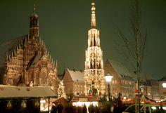 Christkindlesmarkt Nuernberg..... My favotite