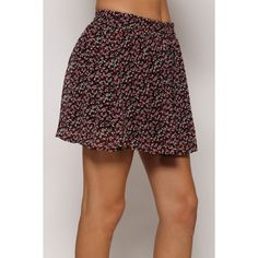 Ditsy Floral Skirt - Bottoms