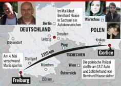 Zaginieni Ludzie : Uprowadzona Maria Henselmann (Bernhard Haase)