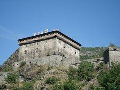 Il castello di Verrès