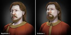 Forensic Facial Reconstruction, Bristol, National History, Prague Castle, Academy Of Sciences, Archaeology News, Thing 1, Hair And Beard Styles, Detailed Image