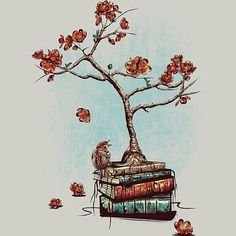 Spring Reading. Let your Imagination Blossom