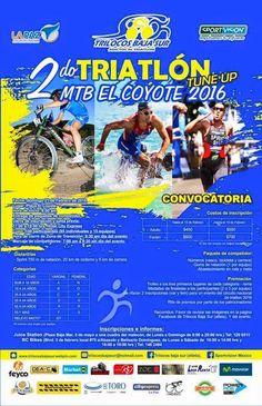 2do Triatlón MTB El Coyote 2016, 21-feb, Playa El Coyote, La Paz