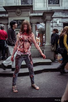 Zombie walk20130818IMG_3492 | Flickr - Photo Sharing!