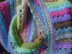 Cupcake blanket from Attic24