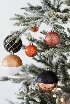 Copper gold christmas primark home interiors decor seasonal holidays