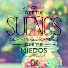 #sueños Frases palabras amor vida yo