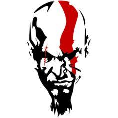 Estampa para camiseta Game God of War 002033
