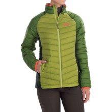 Jack Wolfskin Zenon Basic Down Jacket - 700 Fill Power (For Women) in Earl Green…