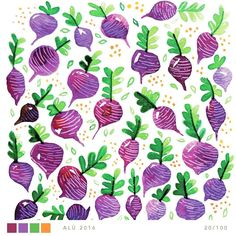 20/100... Almost there sigh Created kind of an irregular pattern in my #skeetchbook as one of my entries for #ifdrawaweek15 #ifdrawaweek It's all about beets! My favorite veggie! I eat it with sweet potatoes and it's probably the best thing ever for me. Also I have been juicing this week and beets add so much flavor to them! Let me know if you want the recipe You guys have rocked the veggie/healthy drawings this week. I will take my kid for a bike ride and then feature some of my fav...