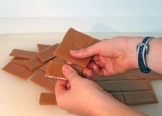 How to Make Classic Toffee: An Easy Photo Guide