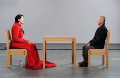 Marina Abramović | 27 Inspiring Portraits Of Famous Artists In Their Creative Zone