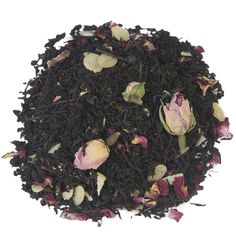 MARSEPEIN ROZEN   Romig, bloemig, nootachtig - als je op zoek bent naar een ware smaaksensatie is de Marsepein Rozen een goede keuze! Deze thee mengt amandelen met verschillende bloesems en is vervolgens verfijnd met de smaak van marsepein en rozen. Lekker als je een keer wat anders wilt.  