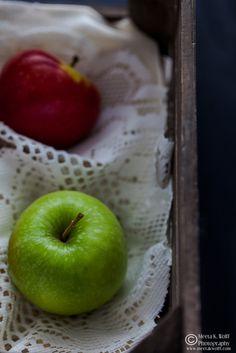 Just apples! For an overnight bircher muesli recipe.  Image: Meeta K. Wolff