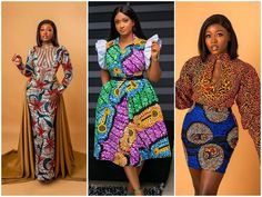 Beautiful Ankara Styles. Fashion and Styles for ladies. Do you have a fabric that you want to sew or you just feel like adding Beautiful Ankara Styles to Beautiful Ankara Styles, African Wear Dresses, Latest Ankara Styles, Braids For Black Women, Swag Nails, Fashion Pictures, Lady, Fabric, Two Piece Skirt Set