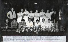 Una formazione della squadra Juniores del 1969