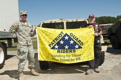 patriot guard riders | standing for those who stood for us