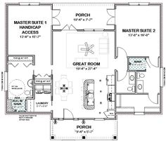 Barndominium together with Bavaria Estates moreover Large Single Level Homes additionally 457a9548e22dd0c9 House Floor Plans With Wrap Around Porches House Floor Plans With Dimensions as well 057g 0017. on single story house plans with rv garage