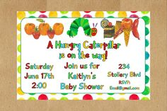 www.dotcashop.ca  The caterpillar baby shower is here  #veryhungrycaterpillar  #veryhungrycaterpillarparty  #veryhungrycaterpillars  #dotcamom