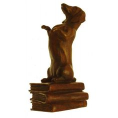 The perfect gift for deserving #Dachshund owners. #BronzeDachshund #DachshundStatue ##DachshundOrnament #SausageDog #DachshundBook #Ornament #book #Dog #Bronze --------------- As an Amazon Associate, I earn from qualifying purchases and referrals. Dachshund Gifts, Wiener Dogs, Dog Ornaments, Bronze Sculpture, Dachshunds, Mad, Sculptures, Statue, Gift Ideas