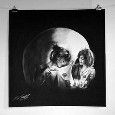 Лучшие художники современности   Tom French | художник фотореализм Лучшие художники картины искусство | art иллюстрации живопись абстракционизм