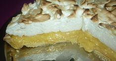 Συνταγές με αγάπη Camembert Cheese, Lemon, Pudding, Pie, Desserts, Food, Cakes, Torte, Tailgate Desserts