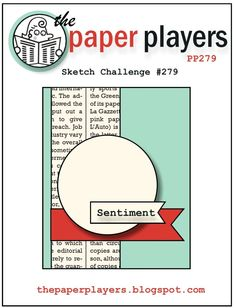 Paper Players #279