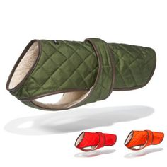 Wagwear Quilted Dog Vest with Berber Fleece - Clothing & Accessories - Dog - PetSmart
